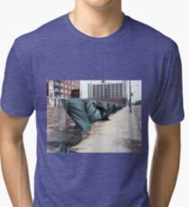 abandoned candy factory 2 Tri-blend T-Shirt