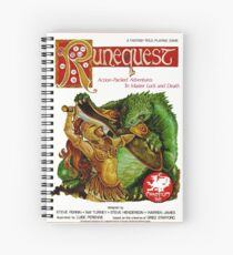 Cuaderno de espiral RuneQuest 2 Cover