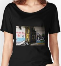 abandoned candy factory 4 Women's Relaxed Fit T-Shirt