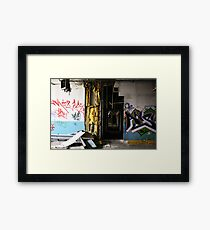 abandoned candy factory 4 Framed Print