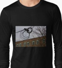 abandoned candy factory 8 Long Sleeve T-Shirt