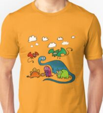 a dino party is a very good time T-Shirt