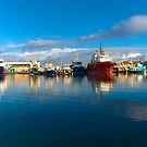 Fishing boats at Fremantle by Extraordinary Light