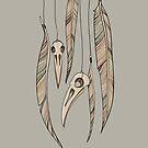 Corvus Corax by yatskhey