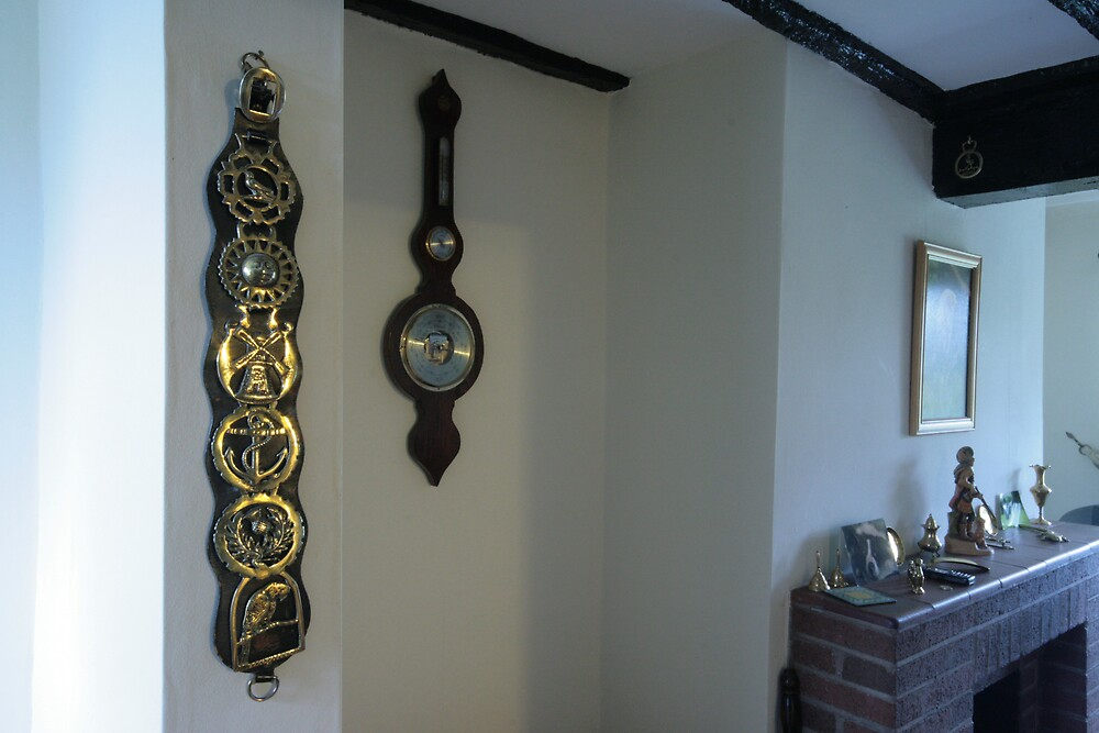 Brass and Barometer by Monster