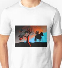 Ned and the Firetails 2 Unisex T-Shirt