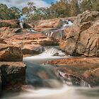 1236 Woolshed Falls by DavidsArt