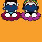 STPC: Naka Do & Oyo Yo (Sipping Tea) by Carbon-Fibre Media