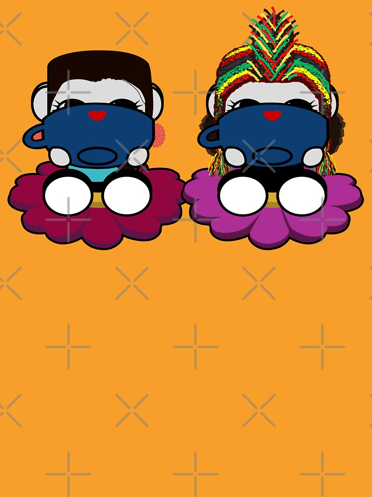 STPC: Naka Do & Oyo Yo (Sipping Tea) by carbonfibreme