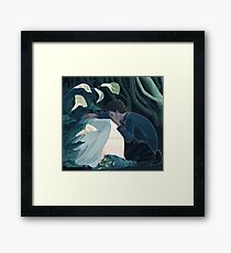 Mourning Ophelia Framed Print