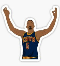 JR Smith Art Sticker