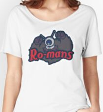 Ro-mans Team Logo Women's Relaxed Fit T-Shirt