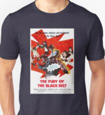 Fury of the Black Belt Unisex T-Shirt