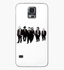 Reservoir Horror Icons Case/Skin for Samsung Galaxy