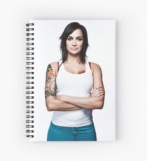 Franky Doyle Spiral Notebook