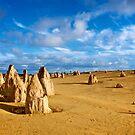Pinnacles Desert - Nambung National Park, Western Australia by Extraordinary Light