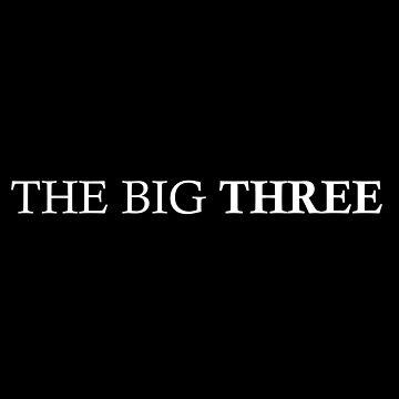 Los tres grandes de millenium1964