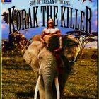 """Korak """"The Killer"""" Son of Tarzan by Richard  Gerhard"""