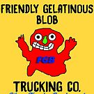 Friendly Gelatinous Blob by Uncle McPaint