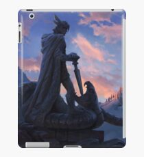 Skyrim - History iPad Case/Skin