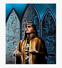 Richard II (David Tennant) Photographic Print
