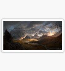 Skyrim - Landscape Sticker