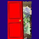 Open The Door... by Uncle McPaint
