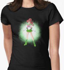 Sailor Jupiter Womens Fitted T-Shirt