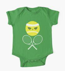Tennis Skull and Crossbones Kids Clothes