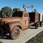 Truck Sculpture, Tambo, Queensland, Australia 2016 by muz2142