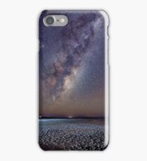 The Milky Way rises iPhone Case/Skin