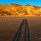Shadow Friends at Eco Beach by Extraordinary Light
