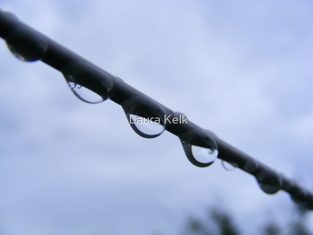 Rain on the Line by Laura Kelk
