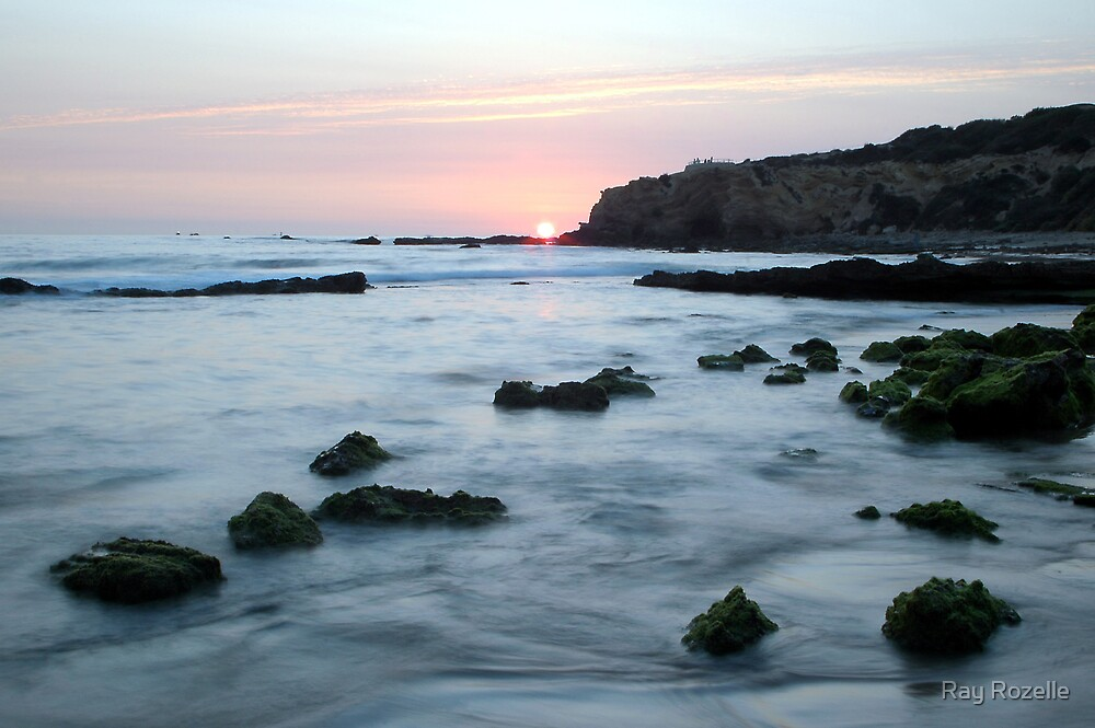 Crystal Cove  by Ray Rozelle