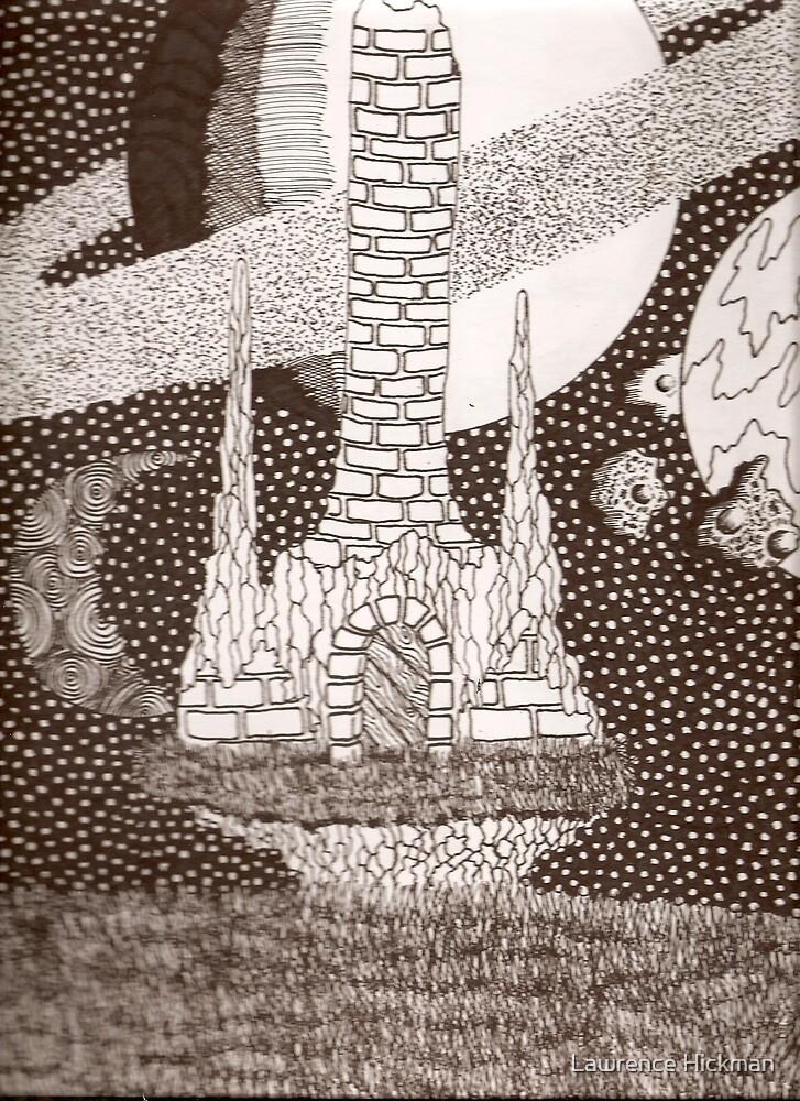 Interstellar Impressions by Lawrence Hickman