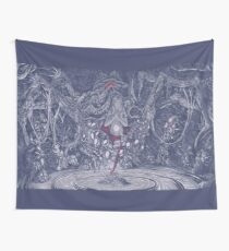 The Fair Lady Wall Tapestry