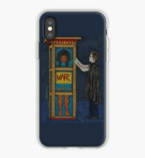 Puppet Show - Marc - BtVS iPhone Case