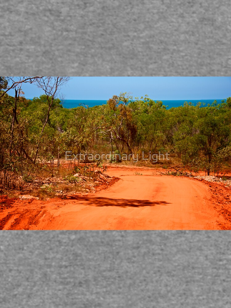 The red road to Cygnet Bay - Dampier Peninsula by FineArtPhoto