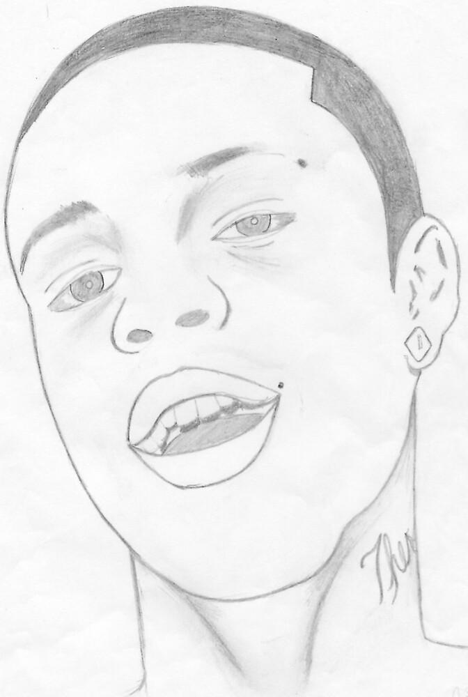 Bow Wow Drawing by NAdjaRani88