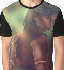 Yutu Graphic T-Shirt
