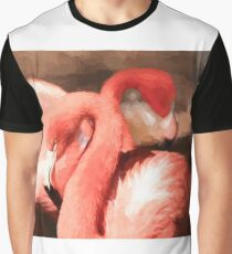 Flamingo 2 Graphic T-Shirt