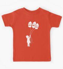 ScHoolboy Q - Oxymoron Balloons  Kids Tee