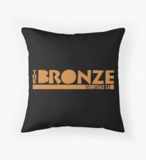 The Bronze, Sunnydale, CA Throw Pillow