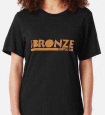 Camiseta ajustada El Bronce, Sunnydale, CA