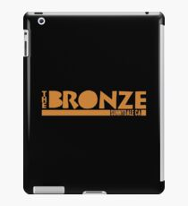 The Bronze, Sunnydale, CA iPad Case/Skin
