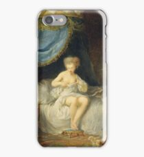 Jean Frederic Schall - Evening Toilet iPhone Case/Skin