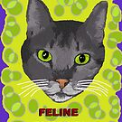 Feline Fanatic  by KarlyleTomms