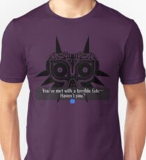 Legend of Zelda - Majora's Mask: Terrible Fate Unisex T-Shirt