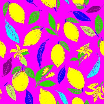 Crazy lemon by ullithehat