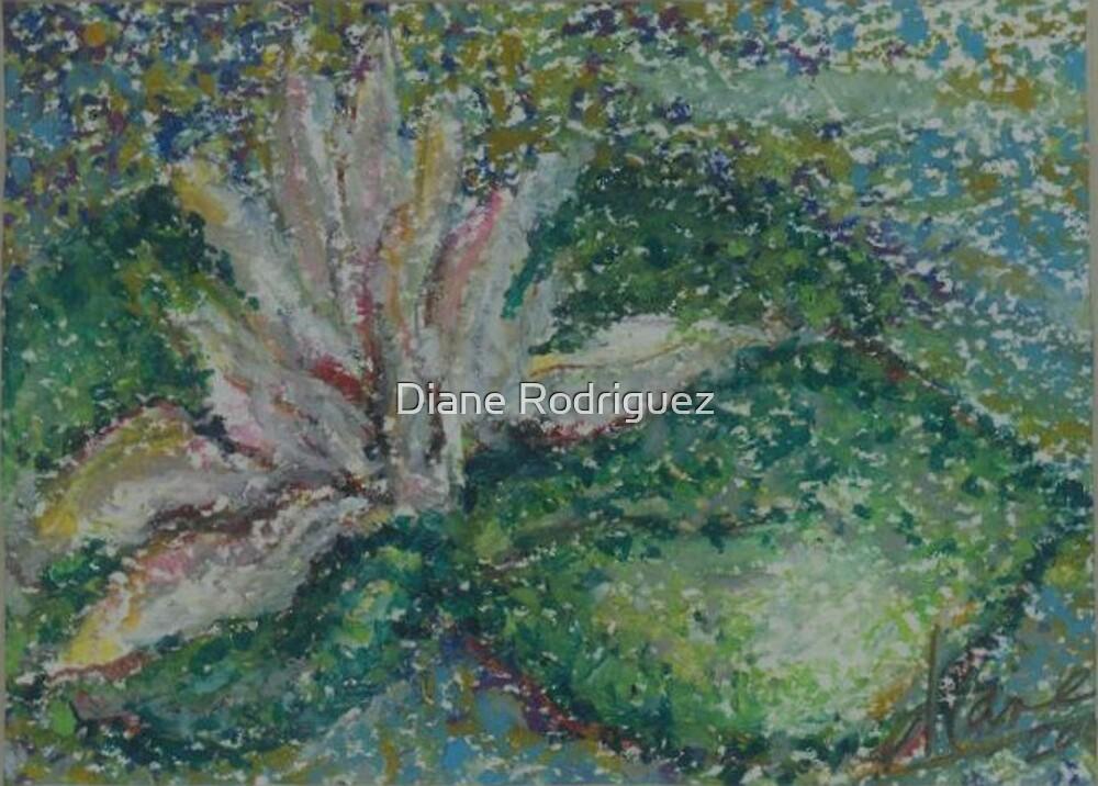 Waterlily 1 by Diane Rodriguez